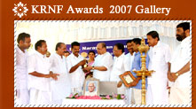 KRNF Awards 2007 - View Photo gallery